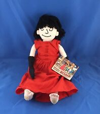 "NICE W/ TAG Maurice Sendak Rosie Doll 15"" Plush Cloth Rag Book Toy Vintage 1993"