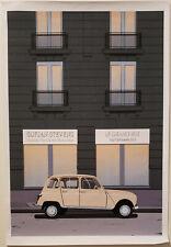 Sufjan Stevens. Madisen Ward & the Mama Bear. Le Grand Rex poster, 2015