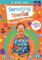 Something Special: Mr Tumble Bumper Collection DVD (2016) Justin Fletcher cert