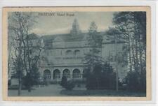 AK Piestany, Pöstyen, Hotel Royal, 1926