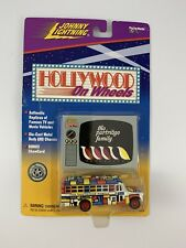 vintage JOHNNY LIGHTNING (HOLLYWOOD On Wheels) The Partridge Family 57 Chevy Bus