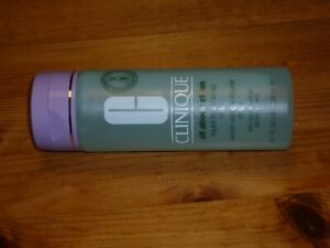 NEW **  CLINIQUE All About Clean Liquid Facial Soap Mild Dry Combination 200ml