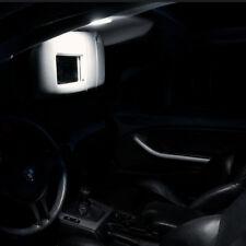 2 ampoules à LED  blanc lumière des miroirs de courtoisie pour Renault Safrane