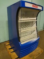 """""""Beverage Air"""" Commercial Refrigerated Lighted Open Cold Beverage Merchandiser"""
