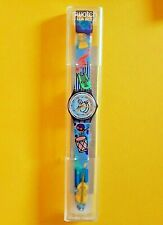 Swatch Standards 1992 - GV104 - Tuba - Nuovo-Vintage-Orologi da polso-Anni 90