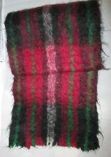 Sublime Echarpe en  100% LAINE   NEW STAR HOSIERY foulard TBEG  vintage scarf