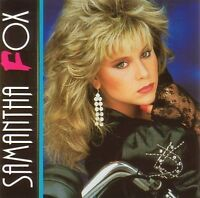 Samantha Fox Nothing's gonna stop me now (compilation, 12 tracks) [CD]
