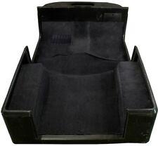 1997-2006 Jeep Wrangler Replacement Five Piece Custom Carpet Kit Black