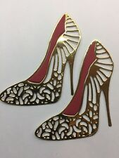 Pack Of 10 DIE CUT Glamorous Court SHOES