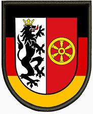 Wappen von Rheda-Wiedenbrück Aufnäher, Pin, Aufbügler