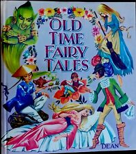 OLD TIME FAIRY TALES ~Joyce Smith~1960's Children's Picture Book Dean & Sons