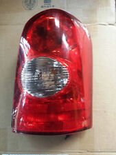 Mazda MPV 2002 2003 02 03 Tail Light Lamp Passenger Right Side RH OEM Genuine