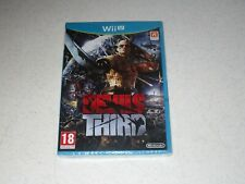 Devil's Third Wii U PAL Import Unopened Sealed