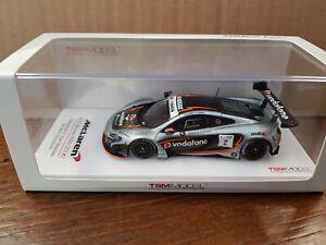 1:43 McLaren 650S '15 International GT Open Silverstone Parente Ramos TSM 164330