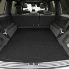 Semi Custom Trimmable Vinyl Trunk Liner / Cargo Mat Black