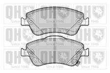 Brake Pads Set fits TOYOTA AURIS ZRE151 1.6 Front 07 to 12 QH 0446502160 Quality