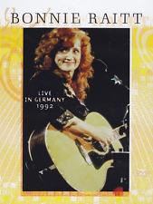 Bonnie Raitt - In Germany 1992 [DVD]