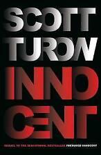 Innocent, Scott Turow - Legal Thriller Paperback