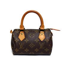 Louis Vuitton Mini Speedy Hand Bag M41534 #51288 free shipping from Japan