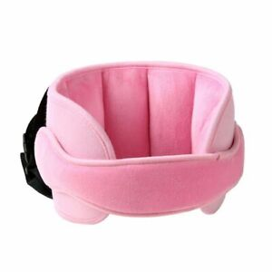 Baby Kids Adjustable Car Seat Head Support Head Fixed Sleeping Pillow Neck Gift