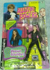 Vintage McFarlane Austin Powers Vanessa Kensington Agent Talking New Rare