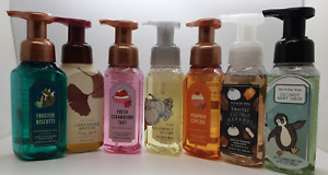 New Bath And Body Works Gentle Foaming Hand Soap - BBW New Year Stock