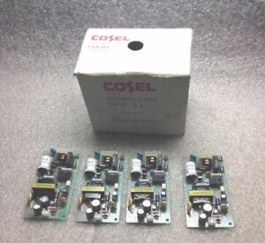 (RR17) 4 COSEL LCA-10S POWER SUPPLY BOARDS