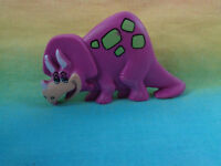 Vintage 1990 H.B.P. Inc. Flinstones Dinosaurs Cereal Premiums Triceratops Figure