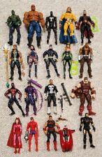 marvel legends.......avengers spider-man dr. strange x-men punisher loose lot #5