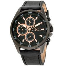 Joseph Abboud Quartz Movement Black Dial Men's Watch JA3207BK648-362