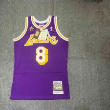 Kobe Bryant Los Angeles Lakers Mitchell And Ness 1998 All Star Authentic Jersey