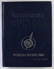 USS Enterprise (CVN-65) 2006 World Deployment Cruise Book Cruisebook