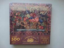 Springbok by Hallmark Hooked On Rugs 500 Pc Interlocking Jigsaw Puzzle