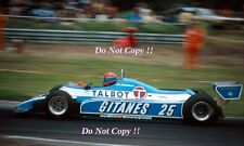 Jean-Pierre Jabouille Ligier JS17 Belgian Grand Prix 1981 photo 3