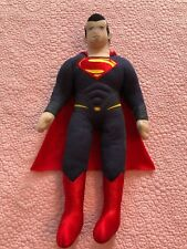 Superman Man of Steel Plush Toy Factory DC Comics 18""