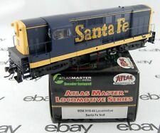 HO Scale H16-44 Locomotive w/DCC - Santa Fe No Road# - Atlas Master Series #9556