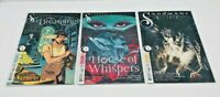 The Sandman Universe #1, The Dreaming #1, The House Of Whispers #1 Lot Of 3 VGC