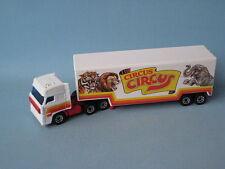 Matchbox Convoy Daf Circus Truck Pre-production RARE Pre Pro Animals Labels
