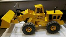 Tonka Truck Yellow Metal Large Mighty Front Loader - vintage