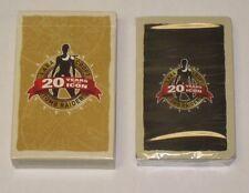 TOMB RAIDER 20th ANNIVERSARIO PROMOZIONALE carte da gioco NUOVO SIGILLATO PROMO LIMITATA