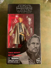 Star Wars The Black Series Tobias Beckett New
