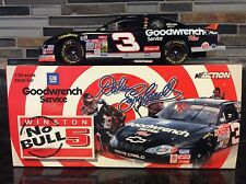 2000 Dale Earnhardt #3 Goodwrench Service Plus No Bull CW Bank 1 of 5,052