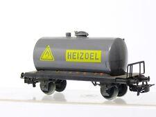 Spur H0 Modellgüterwagen in Grau