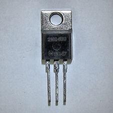 2ea NEW 2N6400 SCR Thyristor Equivalent to NTE5550 50V 16A TO-220AB  USA Shipped