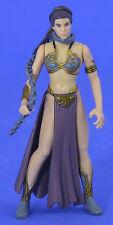 Star wars loose POTF RARE Princesse Leia as Jabba's Slave en parfait état. C-10+