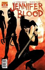 JENNIFER BLOOD #4 VF+ COVER A TIM BRADSTREET DYNAMITE