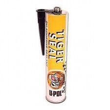 U-pol Tiger Seal PU Adhesive & Sealant Black Tigerseal