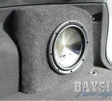 "EMPTY! Holden VE and. VF Sportswagon 10inch sub fibreglass 10"" subwoofer box"