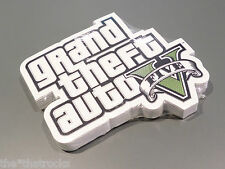 $$$$$$ GRAND THEFT AUTO V / 5 SEALED PACKET OF 50 STICKERS $$$$$$