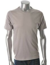 AUTHENTIC TASSO ELBA  MEN'S T-SHIRT GRAY , SIZE: SMALL - Imported from USA